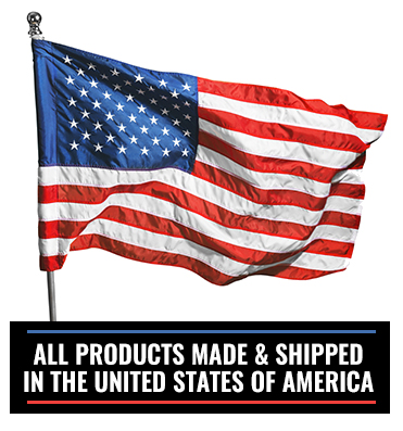 All Products Made & Shipped in the United States of America | Vinyl Car Decals and Stickers