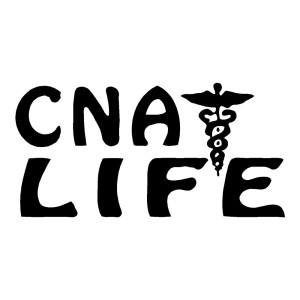 CNA Life Medical Stickers