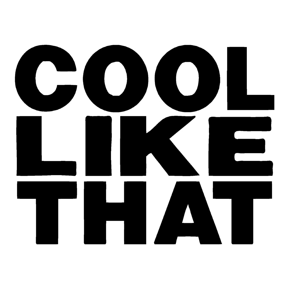 Cool Like That Funny Stickers