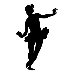 Dancer Sticker Dancing Stickers Car Decals Ballet