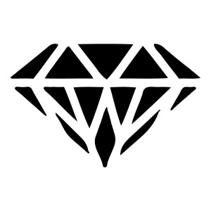 Diamond Sticker Cool Stickers