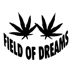 Field of Dreams Funny Stickers