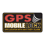 GPS Mobile Lock Waterproof Stickers