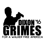 Grimes Dixon The Walking Dead Stickers