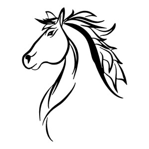 Horse Wild Horses Stickers Car Decals Wall Decals