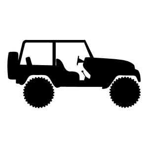 Jeep Sticker Car Decal Wall Decals Jeep Car Sticker