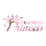 Pink Camo Pavement Princess Camo Stickers