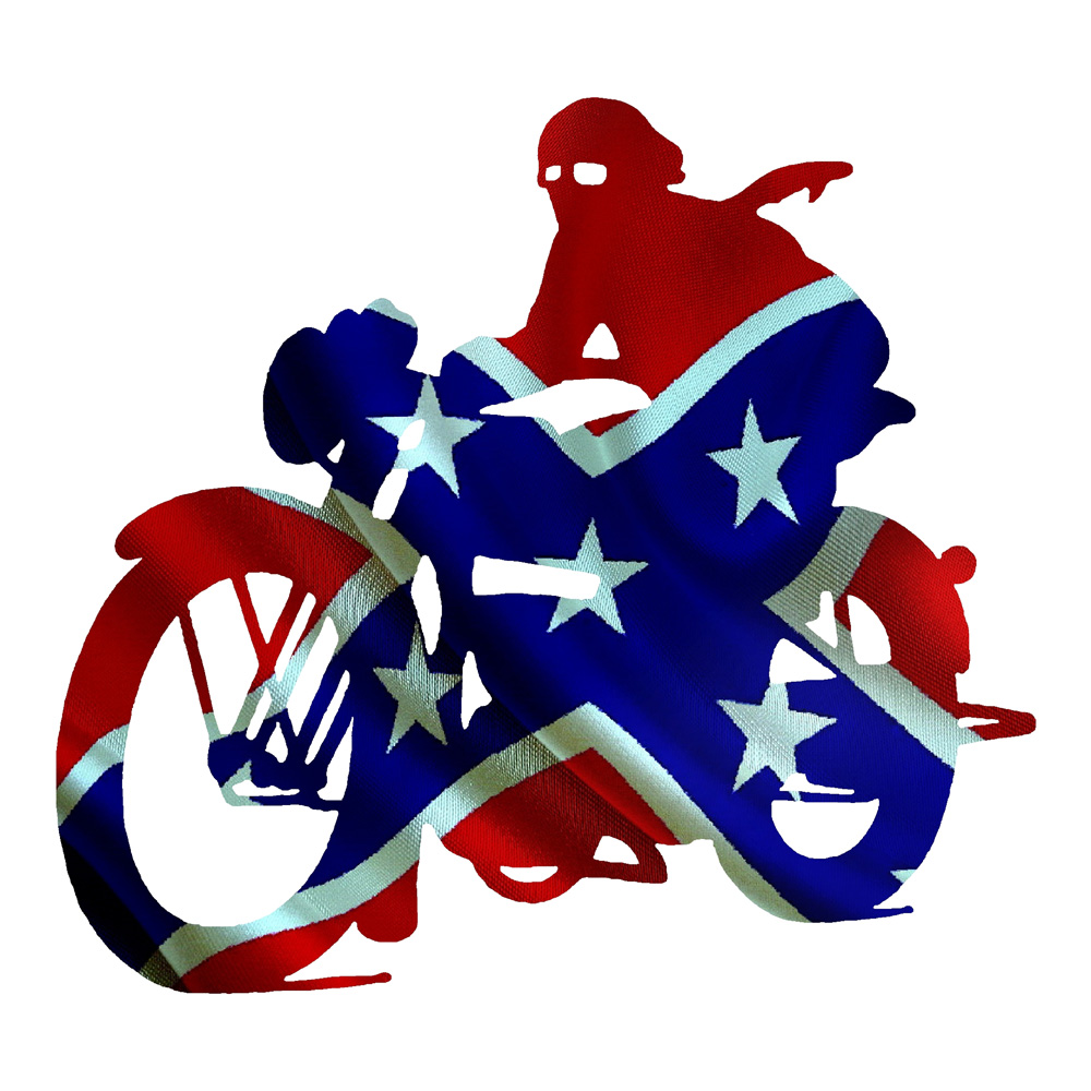 ... flag biker tank motorcycle decal stickers. Loading zoom. View Full Size