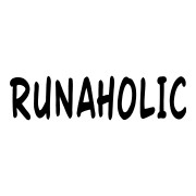 Runaholic Die Cut Stickers