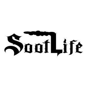 Soot Life Graffiti Diesel Truck Stickers Car Decals