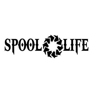 Spool Life Diesel Car Decals Funny Stickers