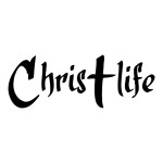 Christ Life Die Cut Stickers